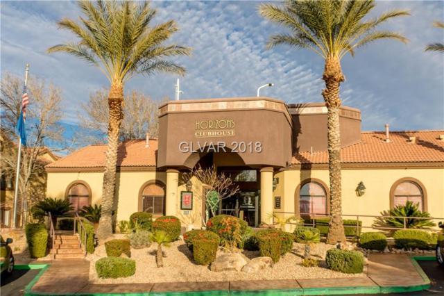 950 Seven Hills #2428, Henderson, NV 89052 (MLS #1958787) :: Keller Williams Southern Nevada