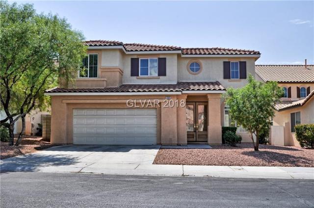 1565 Ravanusa, Henderson, NV 89052 (MLS #1958908) :: Keller Williams Southern Nevada