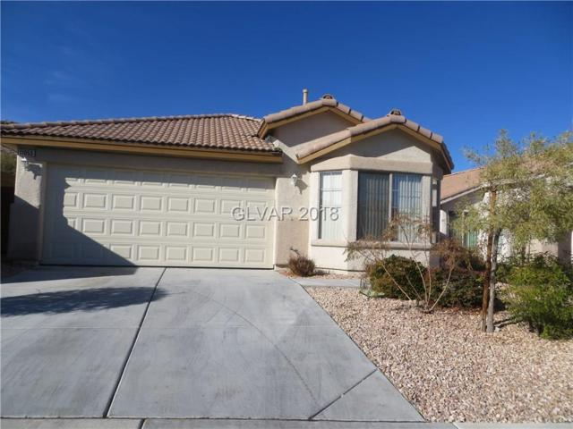 11053 Vallerosa, Las Vegas, NV 89141 (MLS #1958954) :: Keller Williams Southern Nevada