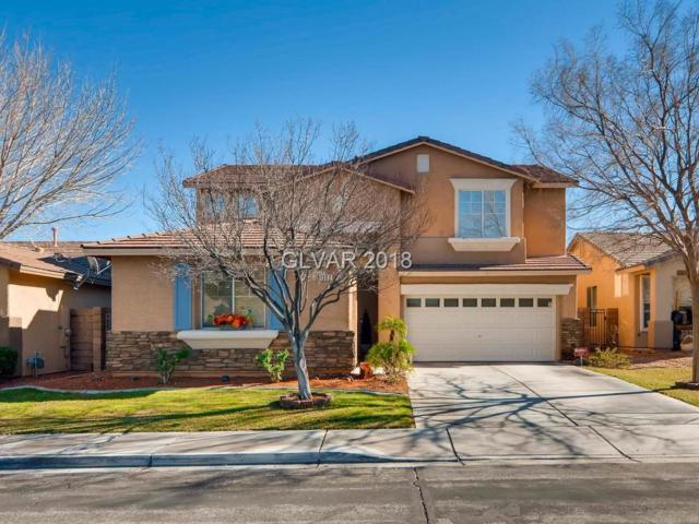 1352 Minuet, Henderson, NV 89052 (MLS #1959001) :: Keller Williams Southern Nevada
