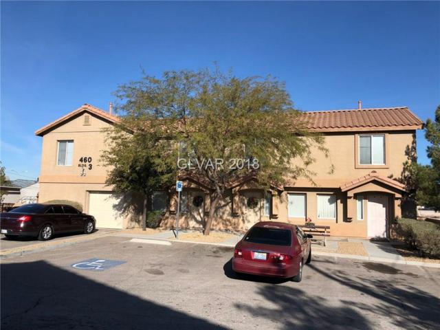 460 Rexford, Henderson, NV 89011 (MLS #1959058) :: Keller Williams Southern Nevada