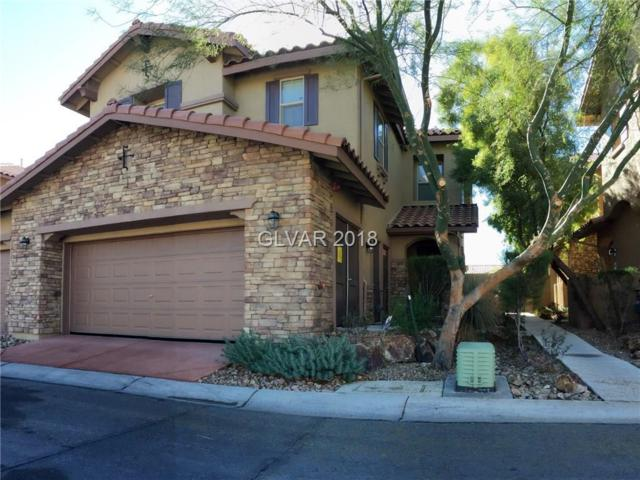 7225 Moonraker #110, Las Vegas, NV 89178 (MLS #1959068) :: Signature Real Estate Group