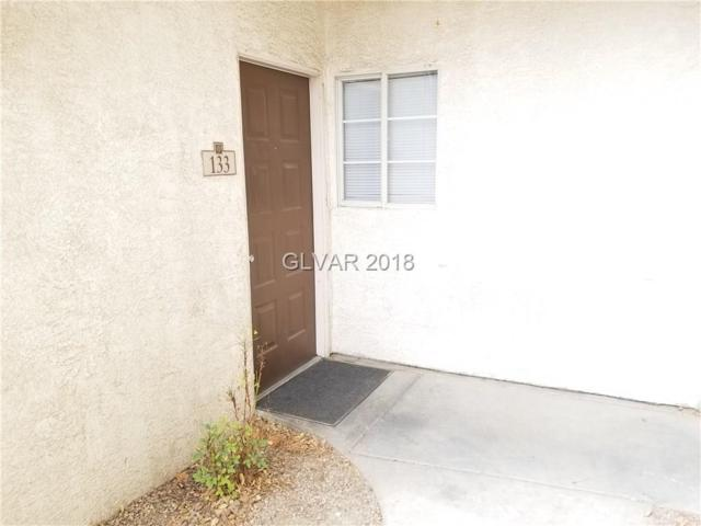 1300 Arlington #133, Las Vegas, NV 89104 (MLS #1959078) :: Sennes Squier Realty Group
