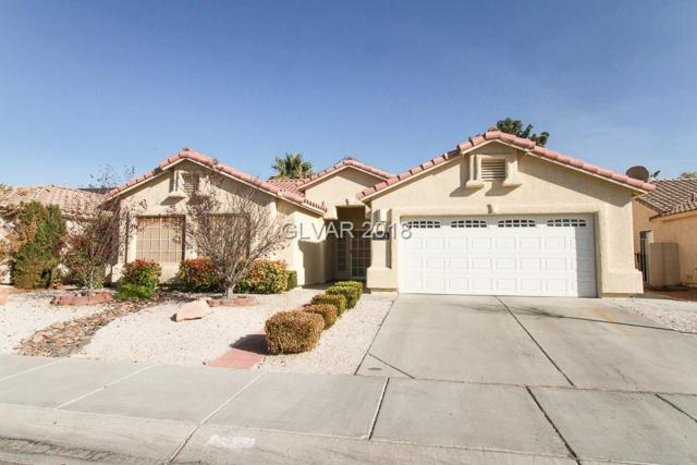 3524 Strawberry Roan, North Las Vegas, NV 89032 (MLS #1959460) :: Realty ONE Group