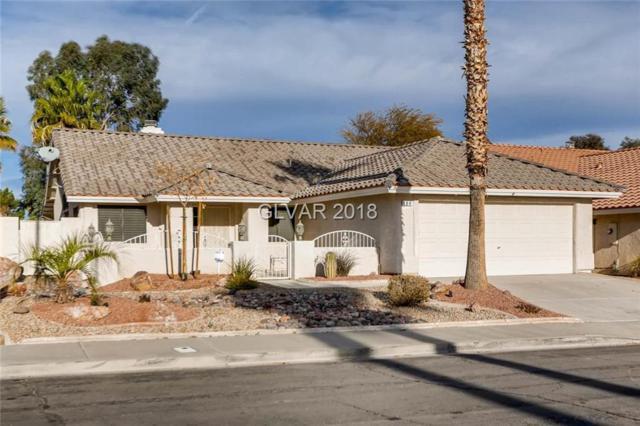184 Beach Oak, Henderson, NV 89002 (MLS #1959550) :: The Snyder Group at Keller Williams Realty Las Vegas