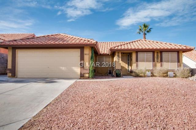 903 Billings, Henderson, NV 89002 (MLS #1959775) :: The Snyder Group at Keller Williams Realty Las Vegas
