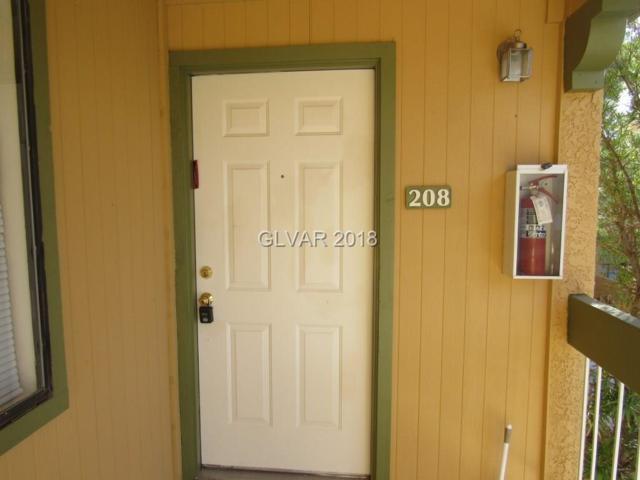 5138 Jones #208, Las Vegas, NV 89118 (MLS #1960005) :: Trish Nash Team