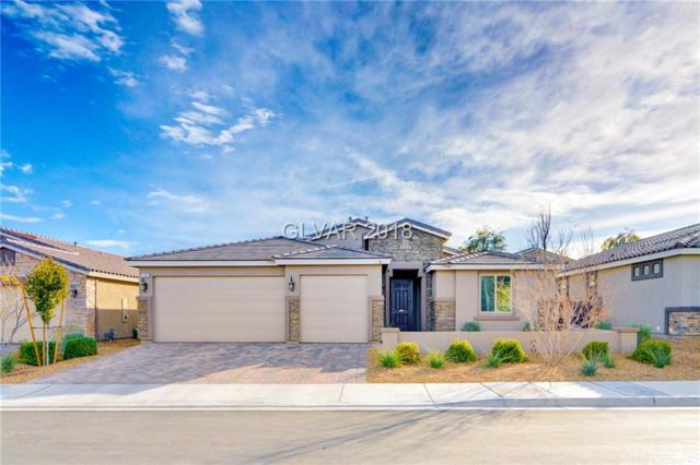1109 Aubrey Springs, Henderson, NV 89014 (MLS #1960055) :: Realty ONE Group