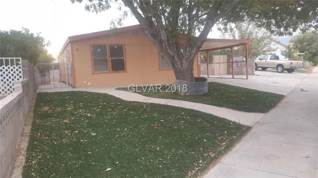 234 Hacienda, Mesquite, NV 89027 (MLS #1960086) :: The Snyder Group at Keller Williams Realty Las Vegas