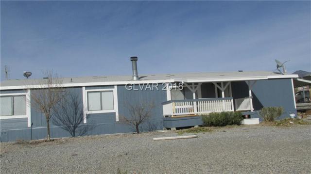 820 E Fort Carson, Pahrump, NV 89060 (MLS #1960118) :: Trish Nash Team