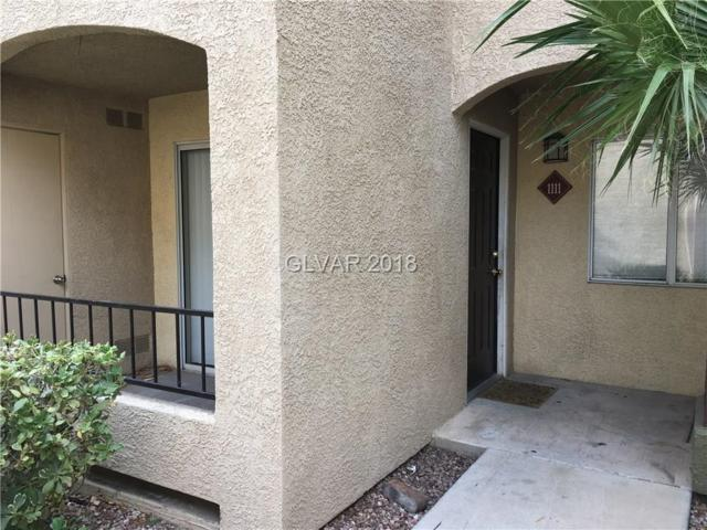 7885 Flamingo #1111, Las Vegas, NV 89147 (MLS #1960364) :: Signature Real Estate Group