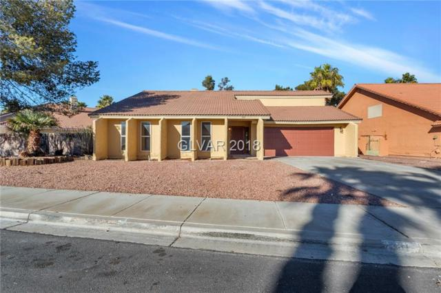 331 Banuelo, Henderson, NV 89014 (MLS #1960455) :: The Snyder Group at Keller Williams Realty Las Vegas