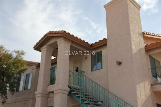 1575 Warm Springs #1021, Henderson, NV 89014 (MLS #1960490) :: Signature Real Estate Group