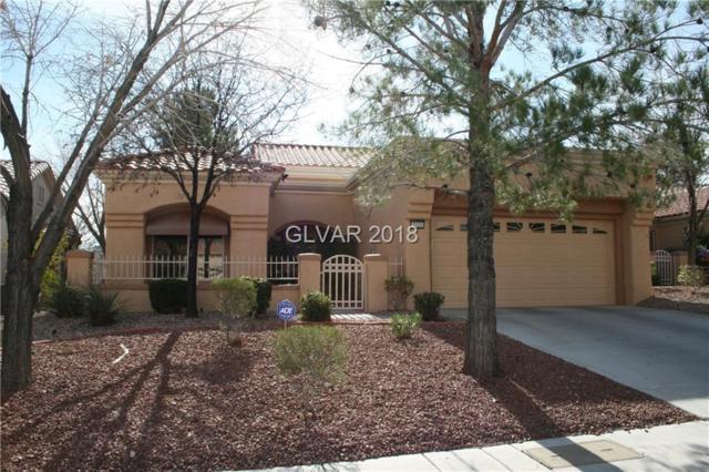 9325 Villa Ridge, Las Vegas, NV 89134 (MLS #1960726) :: The Snyder Group at Keller Williams Realty Las Vegas