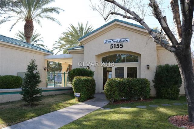 5155 W Tropicana #1072, Las Vegas, NV 89103 (MLS #1960762) :: Trish Nash Team