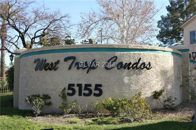 5155 W Tropicana #1111, Las Vegas, NV 89103 (MLS #1960763) :: Trish Nash Team