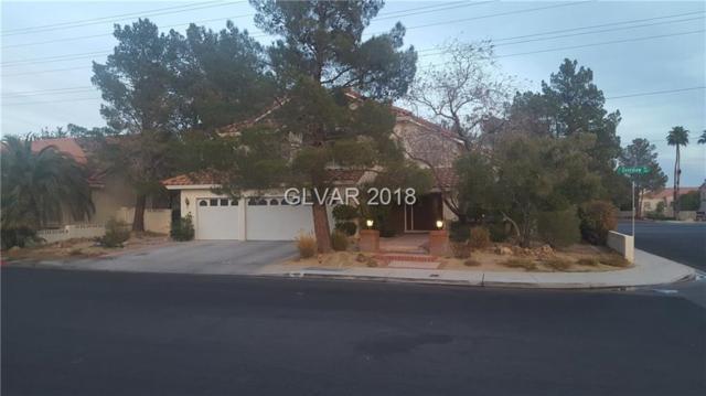 512 Overview, Las Vegas, NV 89146 (MLS #1960851) :: The Snyder Group at Keller Williams Realty Las Vegas