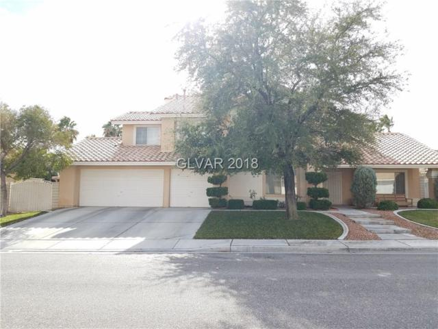 925 Sage Hollow, North Las Vegas, NV 89031 (MLS #1960856) :: Realty ONE Group