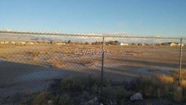1341 S Bannavitch, Pahrump, NV 89048 (MLS #1960924) :: The Snyder Group at Keller Williams Realty Las Vegas
