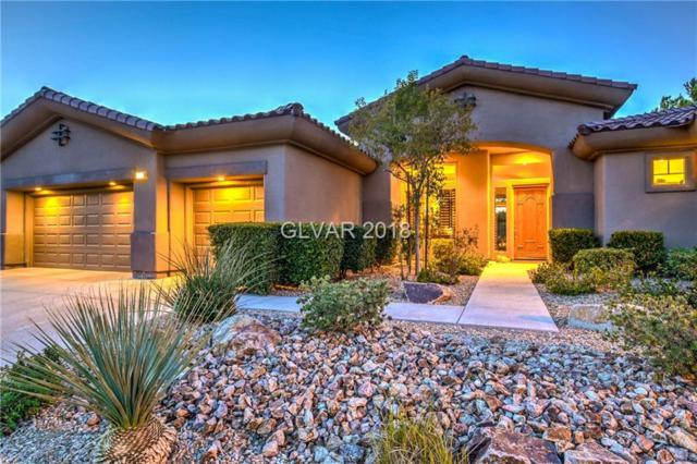 27 Hassayampa, Henderson, NV 89052 (MLS #1960974) :: The Snyder Group at Keller Williams Realty Las Vegas