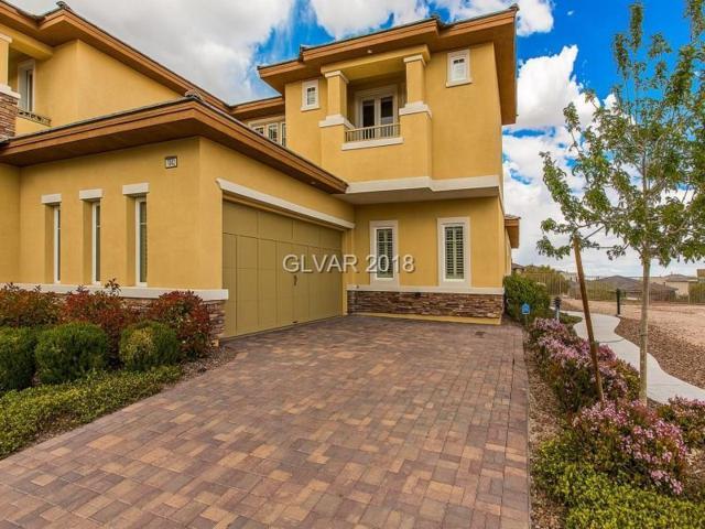 11280 Granite Ridge #1042, Las Vegas, NV 89135 (MLS #1960980) :: Sennes Squier Realty Group