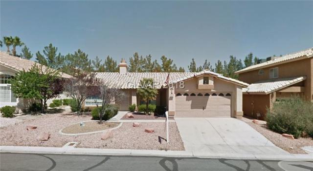 2574 Quail Canyon, Henderson, NV 89074 (MLS #1961013) :: The Snyder Group at Keller Williams Realty Las Vegas