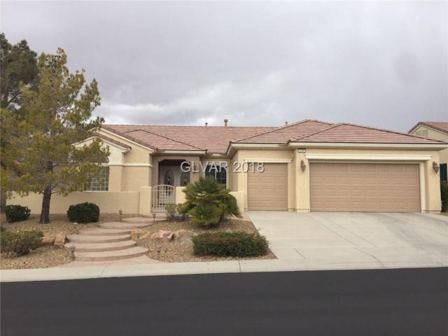2290 Keego Harbor, Henderson, NV 89052 (MLS #1961041) :: The Snyder Group at Keller Williams Realty Las Vegas
