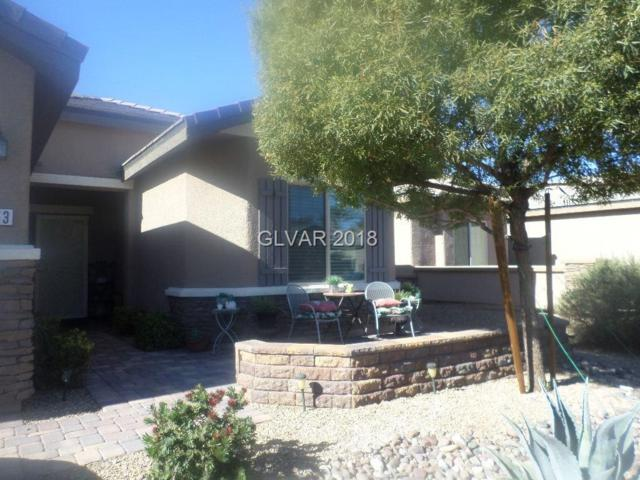 3353 Blue Ribbon Downs, Las Vegas, NV 89122 (MLS #1961158) :: The Snyder Group at Keller Williams Realty Las Vegas
