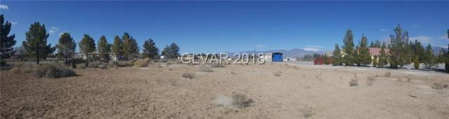 1800 E Manse, Pahrump, NV 89048 (MLS #1961345) :: The Snyder Group at Keller Williams Realty Las Vegas