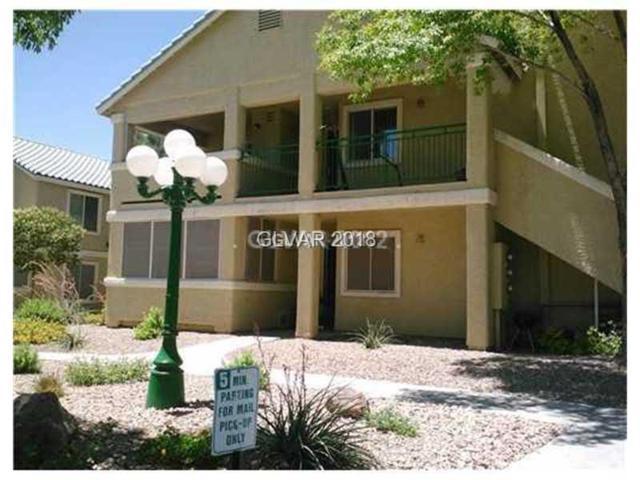 4201 Blarney #101, Las Vegas, NV 89110 (MLS #1961774) :: Trish Nash Team