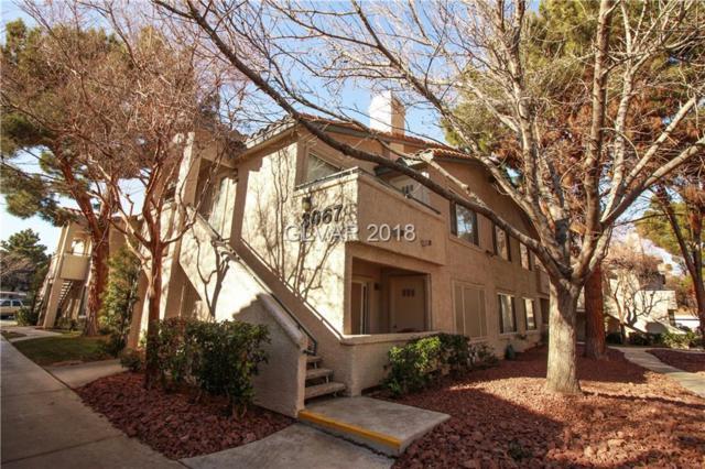 3067 Key Largo #201, Las Vegas, NV 89120 (MLS #1961895) :: Signature Real Estate Group