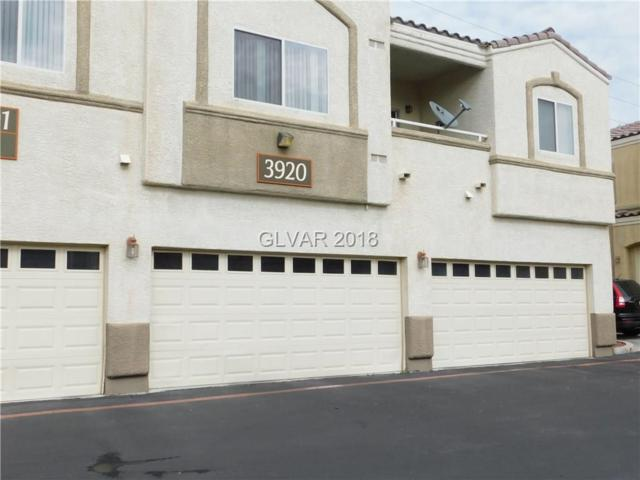 3920 Smokey Fog #3, North Las Vegas, NV 89081 (MLS #1962208) :: Trish Nash Team