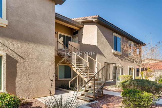 2305 Horizon Ridge #1324, Henderson, NV 89052 (MLS #1962228) :: Signature Real Estate Group