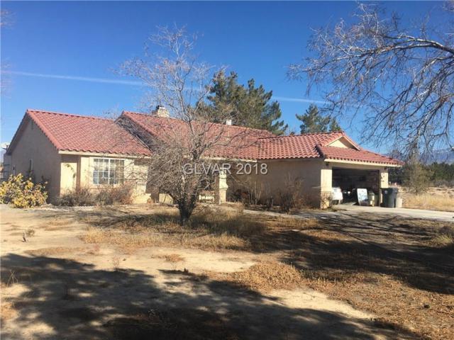 1350 W Amarillo, Pahrump, NV 89048 (MLS #1962294) :: Trish Nash Team