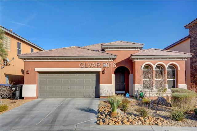 10284 Kalang, Las Vegas, NV 89178 (MLS #1962385) :: Signature Real Estate Group
