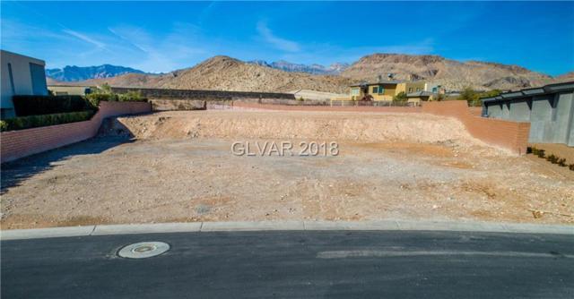 11 Morning Glow, Las Vegas, NV 89135 (MLS #1962411) :: The Snyder Group at Keller Williams Realty Las Vegas