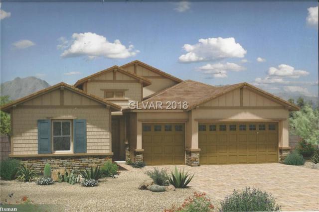 10813 Beecher Park, Las Vegas, NV 89166 (MLS #1962527) :: Signature Real Estate Group
