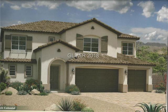 10744 Hammett Park, Las Vegas, NV 89166 (MLS #1962530) :: Realty ONE Group
