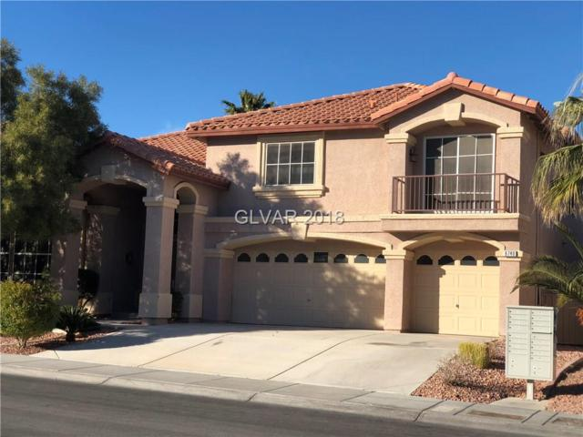 8740 Castle Hill, Las Vegas, NV 89129 (MLS #1962555) :: Realty ONE Group