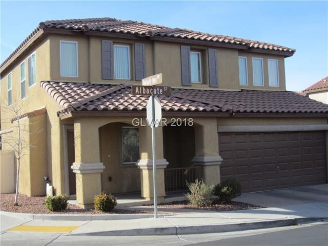 551 Albacate, Henderson, NV 89015 (MLS #1962985) :: Catherine Hyde at Simply Vegas