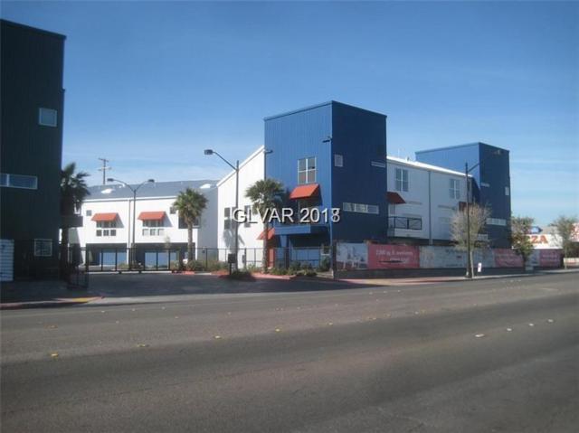 247 Tower, Las Vegas, NV 89101 (MLS #1963045) :: Sennes Squier Realty Group