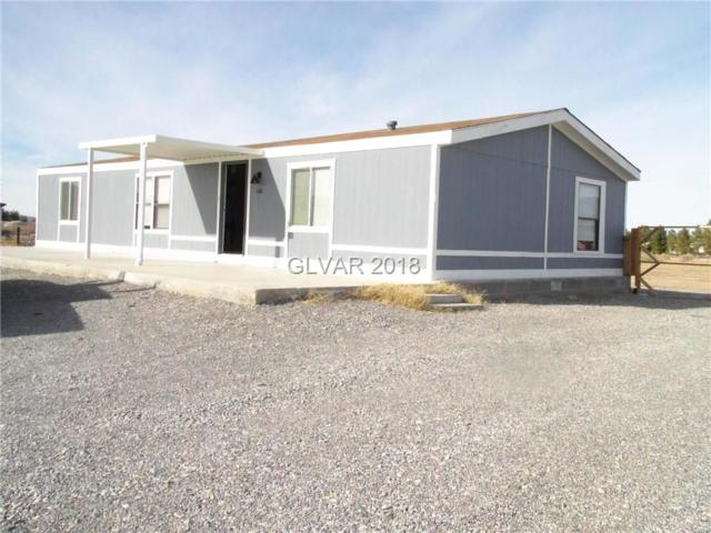 1180 E Lewis #3, Pahrump, NV 89048 (MLS #1963074) :: Trish Nash Team