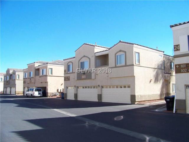 4013 Pepper Thorn #101, North Las Vegas, NV 89081 (MLS #1963378) :: Signature Real Estate Group