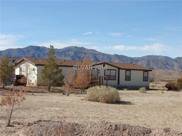 5061 W Flamingo, Pahrump, NV 89048 (MLS #1963562) :: The Snyder Group at Keller Williams Realty Las Vegas