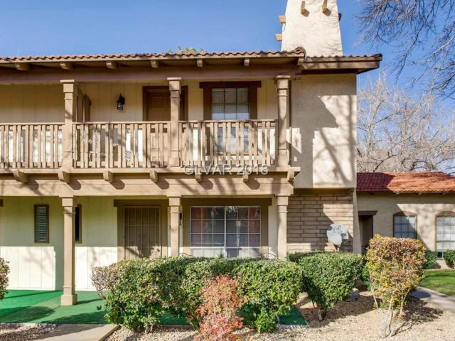 3157 Pinehurst B, Las Vegas, NV 89109 (MLS #1963817) :: Sennes Squier Realty Group