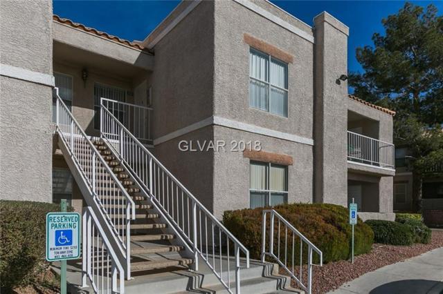 6800 Lake Mead #2124, Las Vegas, NV 89156 (MLS #1963860) :: Trish Nash Team