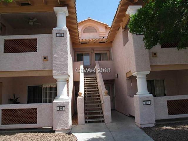 3508 Winterhaven #101, Las Vegas, NV 89108 (MLS #1964054) :: Trish Nash Team