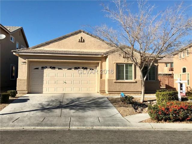 116 Sierra Breeze, North Las Vegas, NV 89031 (MLS #1964143) :: Realty ONE Group