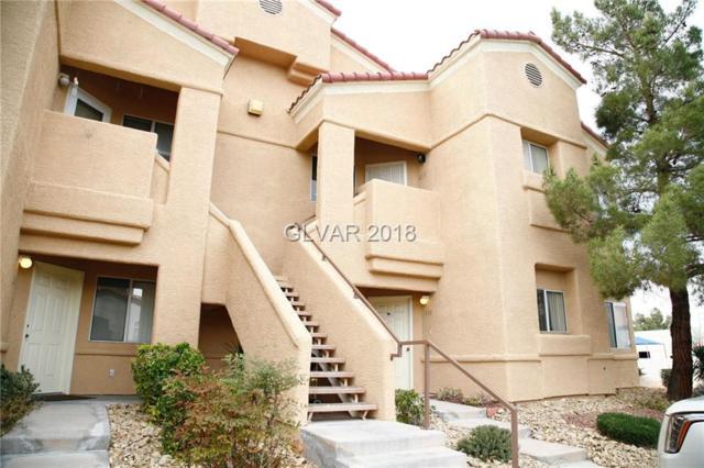 900 Heavenly Hills #210, Las Vegas, NV 89145 (MLS #1964147) :: Trish Nash Team