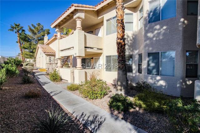 901 Red Boulder #102, Las Vegas, NV 89128 (MLS #1964395) :: Trish Nash Team